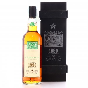 Hampden 1990 Rum Nation 23 Year Old / Supreme Lord
