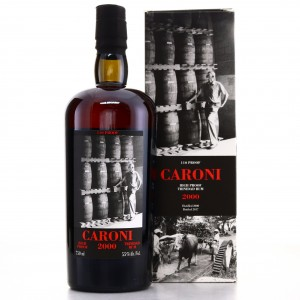 Caroni 2000 Velier 17 Year Old High Proof 75cl / US Import