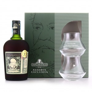 Diplomatico Reserva Exclusiva Gift Set / with Glasses