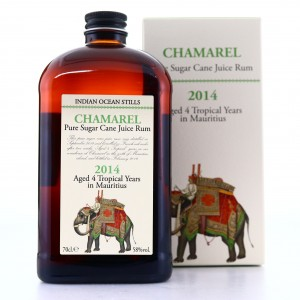 Chamarel 2014 Velier 4 Year Old