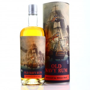 Silver Seal Old Navy Rum 2018 Edition