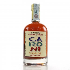 Caroni 1997 Bar Metro 19 Year Old 50cl / 50th Anniversary