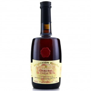 St. Lucia 9 Year Old The Secret Treasures 50cl