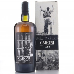 Caroni 1983 Velier 22 Year Old High Proof Heavy