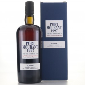Port Mourant UPM 1997 Velier 15 Year Old