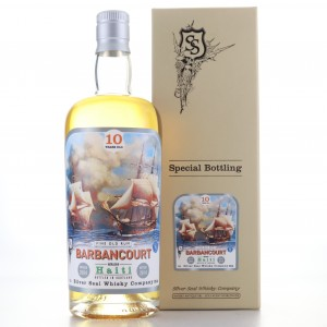 Barbancourt 2004 Silver Seal 10 Year Old