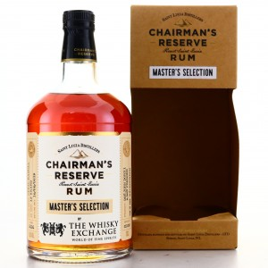 Chairman's Reserve 2006 John Dore & Verdome Still Single Cask 13 Year Old / TWE