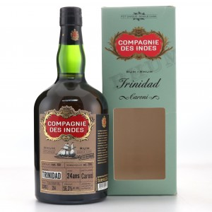 Caroni 1991 Compagnie des Indes 24 Year Old / Denmark