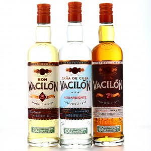Ron Vacilon Selection 3 x 70cl