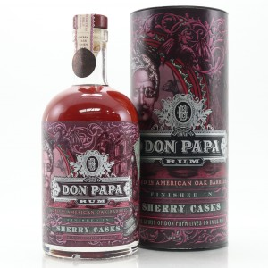 Don Papa Sherry Cask Finish / Harvery Nichols Exclusive