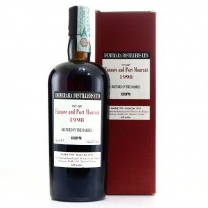 Enmore and Port Mourant EHPM 1998 Velier 16 Year Old Blended in the Barrel