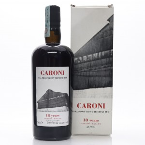 Caroni 1994 Velier 18 Year Old Full Proof Heavy