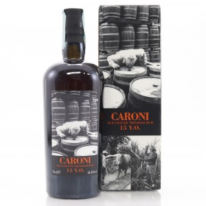 Caroni 1985 Velier 15 Year Old 'Old Legend'