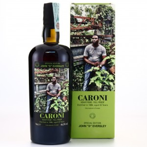 Caroni 1996 Velier 22 Year Old Full Proof Heavy / John 'D' Eversley