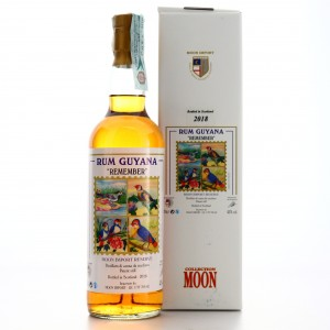Guyana Rum 'Remember' Moon Import Reserve