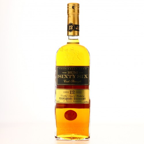Foursquare Rum Sixty Six 12 Year Old